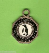 1975  BATHURST  RUGBY  LEAGUE  CLUB  MEMBER  BADGE #182