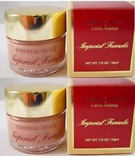 Lot of 2 Alexandra de Markoff Imperial Formula Creme Foundatation - Rose Beige