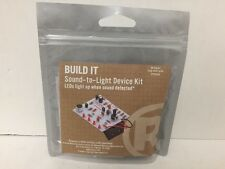 BUILD IT - Sound To Light Device From RadioShack DIY Kit #2770354 Ships Free