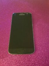 SAMSUNG GALAXY S7 SMG930 32GB CRACKED SCREEN/BACK STEEL GRAY QUICK SHIPPING