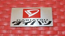 DAIHATSU FEROZA ROCKY FOURTRACK VINTAGE STYLE BAGDE EMBLEM STICKER DECAL
