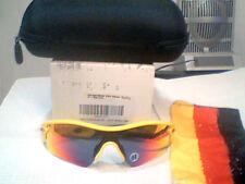 Occhiali Oakley  9051 Radar Path Germany 24-137 Yellow/Red Iridium very rare
