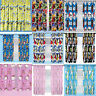 NEW KIDS BEDROOM CURTAINS - BOYS + GIRLS DISNEY CHARACTER - CHOOSE ONE OR MORE