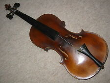 "nice,old 3/4 Violin ""Stainer"" branding nicely flamed 1part back!  ""Josef Just"""