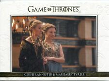 Game Of Thrones Season 3 Relationships Gold Parallel DL14 Cersei Lannister and .
