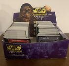 Star Wars CCG 1729 Karten mit originalen Karton A NEW HOPE