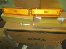 81 82 83 84 85 86 87 CHEVY GMC PU Pickup TRUCK 81-91 SUBURBAN SIDE MARKER LIGHTS