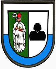 Wappen von Elzach  Aufnäher, Pin, Aufbügler