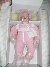 Ashton Drake Knowles doll Elizabeth'S Homecoming 1st issue Baby Book Treas Mint