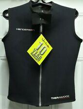 Henderson TherMaxx Fire Fleece 3mm Men's Vest Size Large Lg L Scuba Dive RED