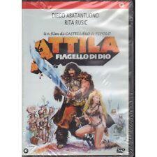 Attila Flagello Di Dio DVD Diego Abatantuono / Rita Rusic Cecchi Gori Sigillato