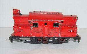 "IVES Prewar O Gauge Scarce ""Salmon"" 3250 Electric Locomotive! Circa 1924! PA"