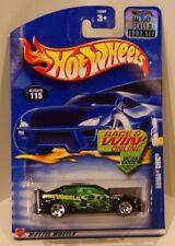 2002 Hot Wheels RLC/HWC Factory Sealed Set #115 Honda Civic BLACK