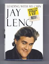 Leading with My Chin By Jay Leno Hardcover Book Tonight Show