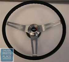 """69-72 Chevrolet 3 Spoke Steering Wheel Kit 15"""" Bowtie - Complete"""