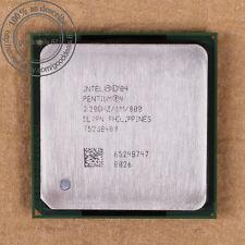 Intel Pentium 4 - 3.2 GHz (RK80546PG0881M) Skt 478 SL7QB SL7PN SL7E5 CPU 800 MH