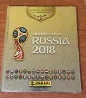 Panini Fifa World Cup Russia 2018 Platinum Limited Edition Album