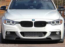 BMW 3 SERIES FRONT DIFFUSER SPLITTER LIP SPOILER CHIN M SPORT TECH F30 F31