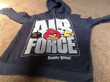 Marks and Spencer's Angry Bird hoodie- aged 9-10
