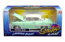 JADA STREET LOW LOWRIDER SERIES 1953 CHEVROLET BEL AIR 1/24 LIGHT GREEN 98917