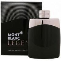 MONT BLANC LEGEND 100ML 3.3oz EAU DE Toilette for  MEN NEW IN BOX.