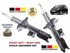 FOR CHEVROLET MATIZ 0.8 1.0 2005 > 2x FRONT LEFT & RIGHT SHOCK ABSORBER SET
