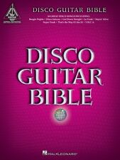 Disco Guitar Bible Sheet Music Guitar Tablature NEW 000690627