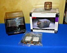NEW ACCO VINTAGE 70 FLOPPY DISK STORAGE BOX  W/ Dividers 5 1/4 Disc File Holder