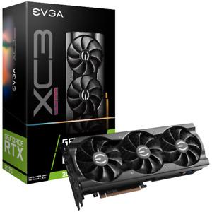 EVGA 08G-P5-3755-KR GeForce RTX 3070 XC3 Ultra Gaming 8GB GDDR6 iCX3 Cooling