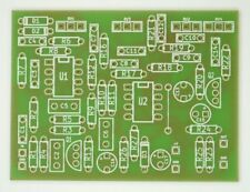 BB PREAMP PCB overdrive for DIY guitar effect pedal