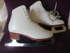 Vintage Reidell Ice Skates John Wilson Sheffield England Blades Very Clean