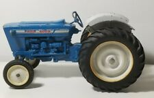 VINTAGE ERTL FORD 4000 TRACTOR DIE CAST METAL LARGE 1/16 SCALE USA