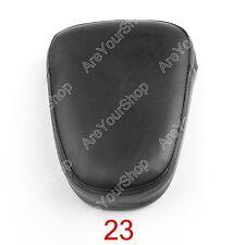 Backrest Sissy Bar Cushion Pad fr Yamaha Virago XV1100 1000 750 535 400 250 125.