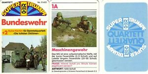 Quartett Bundeswehr v. FX Nr. 51422 +2