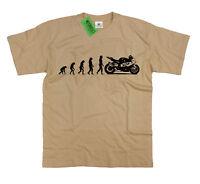 Mens Evolution of Ape to BMW S1000RR Hoodie ~ Hoody Racing Motorbike IOM TT