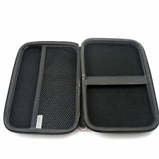 7 inch Zipper Hard Gps Organizer Case Travel Bag For Accessories Cable Usb Drive