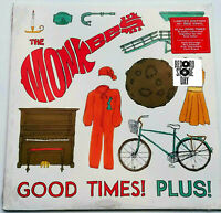 "RSD The Monkees Good Times Plus 10"" Red Vinyl Maxi Rare b-Sides Record Store Day"