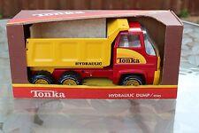 Tonka Ultimate 1974 Hydraulic Dump Truck 2585 Construction Art High Grade NEW