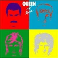 QUEEN - HOT SPACE (2011 REMASTERED) DELUXE EDITION 2 CD+++++++++++++ NEW!