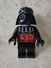 Lego Star Wars Darth Vader Light Up Alarm Clock
