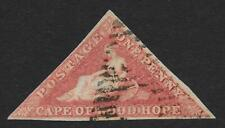 Cape of Good Hope 1858 1d. Rose SG 5a (Used)