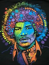 Liquid Blue Brand Jimi Hendrix T-Shirt - Size: Large Pre-owned