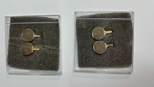 2 Paar Scheibenbremsbeläge von Clarks, für Magura Louise Clara 2000, Ges., NEU