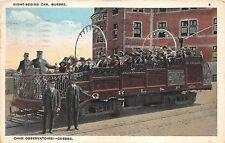 B5162 Quebec char observatoire