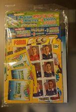 Panini FOOT Magazine 2014 World Cup Brasil Brazil France Update Sticker Sheet