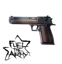 Semi Auto Pistol Zinc Alloy 32Gb Usb 2.0 Flash Thumb Drive Gun Memory Stick