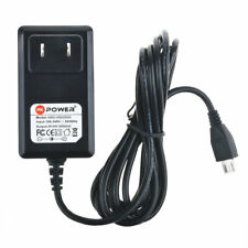 PKPOWER 5V 2A DC Adapter Charger for Samsung Galaxy I9003 S5820 Power Cord Mains