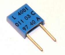 56pf 400v 5/% LCR Assiale Condensatore POLISTIRENE fbb29.16