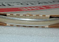 Vintage Cowles Protekto Trim 25-530-56 5/8 Fine Line Molding Chrome - NOS