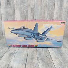 HASEGAWA 51530 - 1:72 - F/A-18A Hornet U.S.M.C. CAG BIRD - OVP - #AJ44184